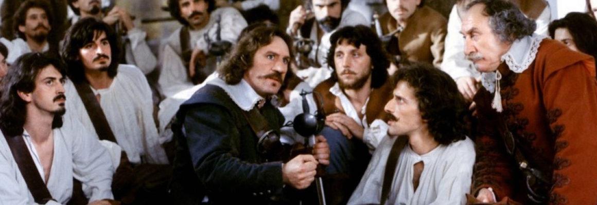 Extrait du film Cyrano de Bergerac